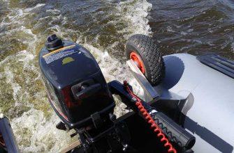 Какой лодочный мотор лучше выбрать: 6 оптимальных вариантов для вашей ПВХ лодки