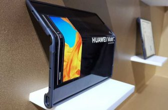 В три раза дороже золота: столько стоит дисплей HUAWEI Mate Xs
